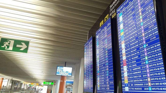 Son Sant Joan planifica vuelos directos a Nueva York, Doha y otros 27 destinos