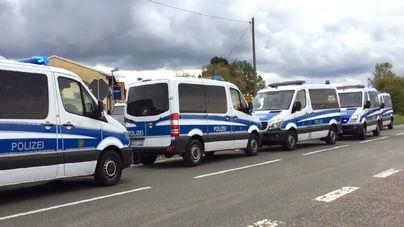 Un detenido por el tiroteo frente a una sinagoga en Alemania con dos muertos y dos heridos