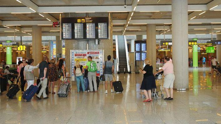 Los aeropuertos de Baleares recibirán cerca de 560.000 pasajeros este fin de semana