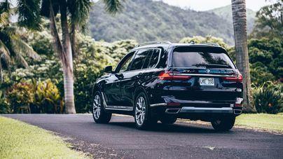 Sixt España recibe en exclusividad el nuevo BMW X7