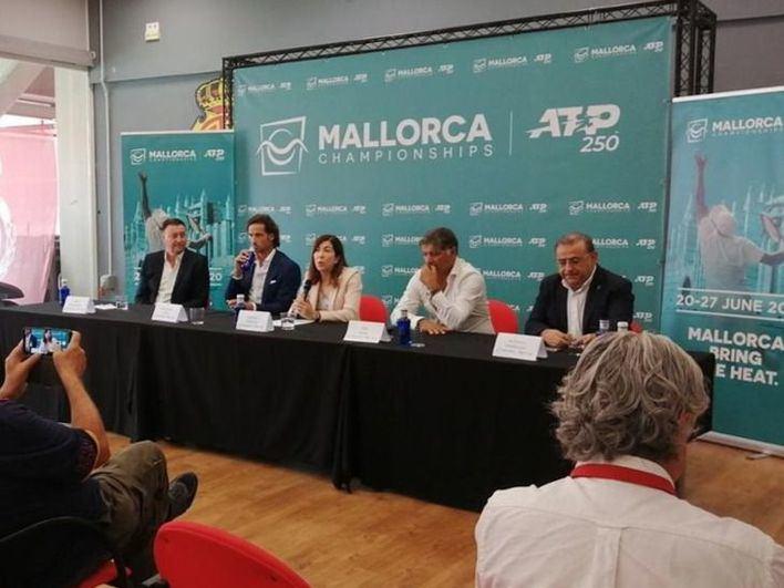 El primer torneo ATP de Mallorca se celebrará sobre hierba a partir del 20 de junio