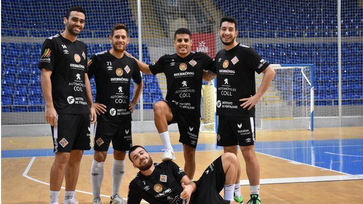El Palma Futsal recibe este viernes al Servigroup Peñíscola