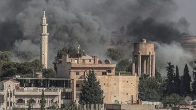 Primeros muertos a ambos lados de la frontera en la invasión turca de Siria