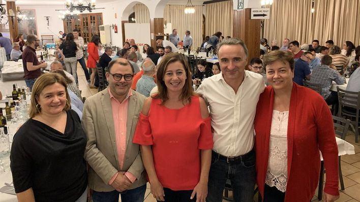 """Pere Joan Pons afirma que """"cada voto que no se haga"""" son apoyos a PP, Cs y Vox"""
