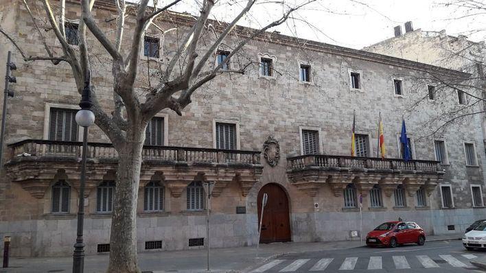 Las sentencias de los juzgados de violencia contra la mujer en Baleares aumentan un 2,4 por cien