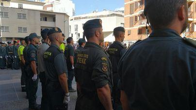 El delegado del Gobierno defiende la 'sensibilidad e implicación' de la Guardia Civil con el catalán