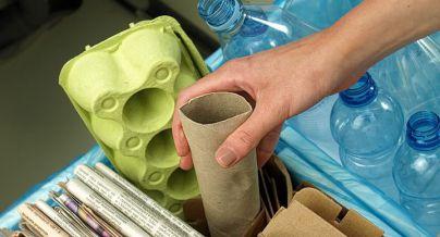 La recogida de cartón y papel para reciclar sube un 9 por ciento en Baleares