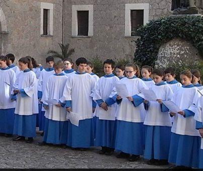 La Escolanía de Lluc cantará en la XXV Fira de la Tramuntana