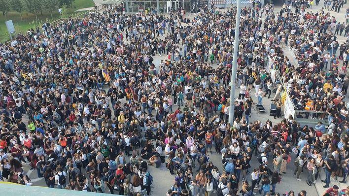 Convocan en Mallorca concentraciones de rechazo a la sentencia del Procés