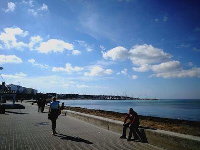 Descenso de temperaturas este jueves en Mallorca