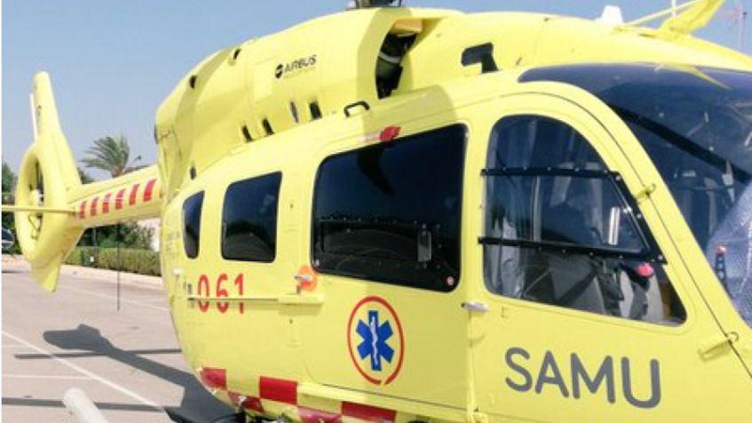 """El Govern reconoce que fue """"demasiado optimista"""" en la contratación de nuevos aviones sanitarios"""