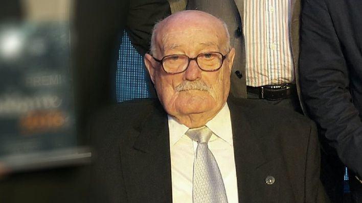 Fallece Ernesto Ramón Fajarnés, premio Ramon Llull 2006