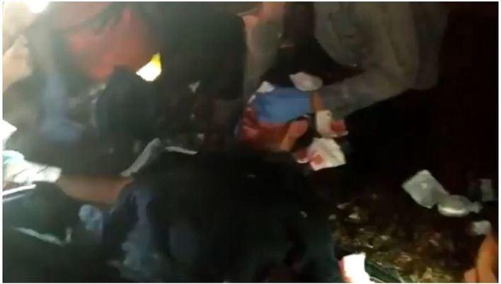Un joven pierde un ojo y otro un testículo en las manifestaciones de Barcelona
