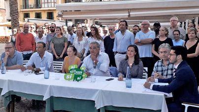 'Sí a las Terrazas de Palma' baraja el 9N, jornada de reflexión, como fecha para el referéndum