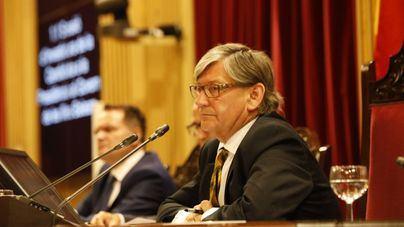 PP y Ciudadanos presentan una queja por la actuación del presidente del Parlament