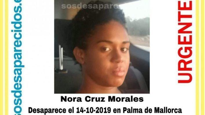 Alerta por la desaparición de una menor en Palma