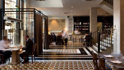 Restaurante Hispania de Londres