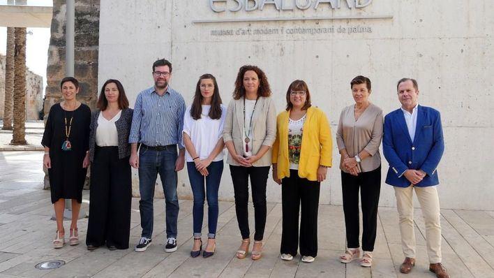 Imma Prieto toma posesión como directora del Museo Es Baluard