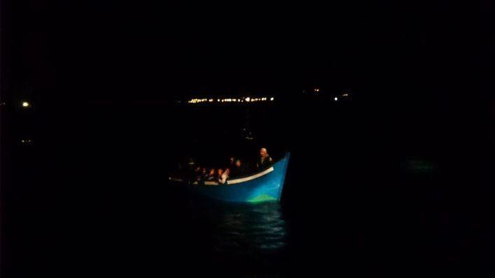 Llegan cinco pateras a Baleares