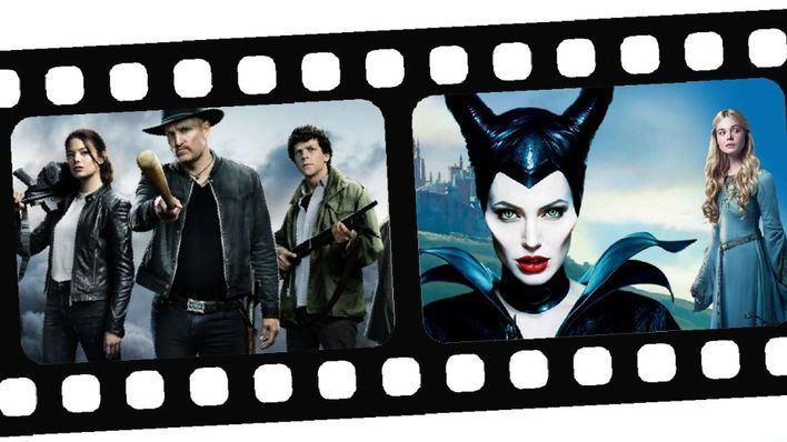 Las secuelas de 'Maléfica' y 'Bienvenidos a Zombieland' aterrizan en los cines