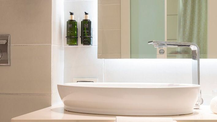 Meliá reduce un 75 por ciento de plástico eliminando los envases monodosis de baño