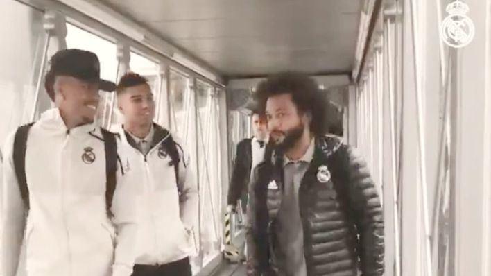 El Real Madrid viaja a Palma con una larga lista de bajas