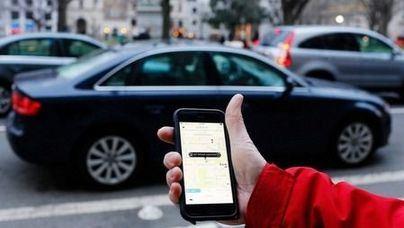 En Baleares hay una licencia VTC por cada once de taxi