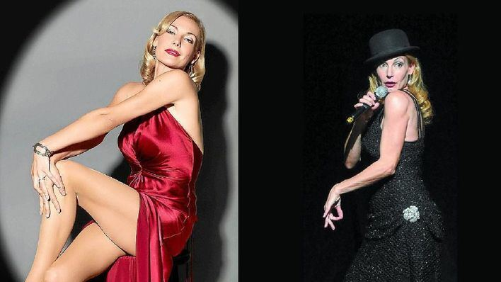 Ute Lemper abre el Jazz Voyeur Festival con homenaje a Marlene Dietrich
