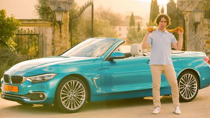 Sixt lanza 'Hereda', su tercer spot