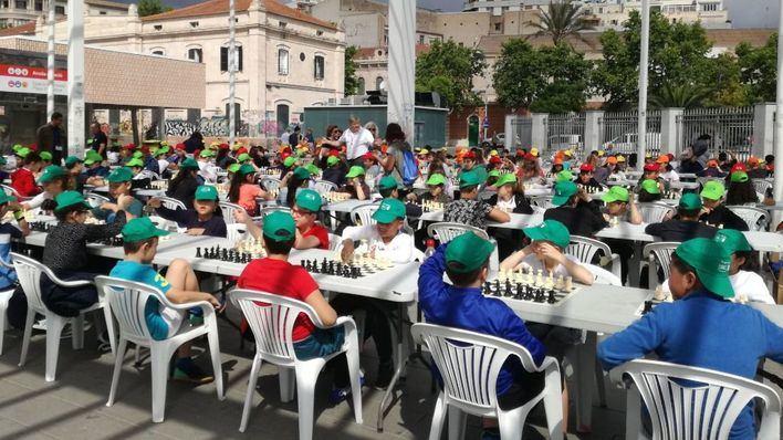 El ajedrez llega a 31 escuelas de Baleares