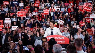 Los liberales de Trudeau ganan las elecciones en Canadá