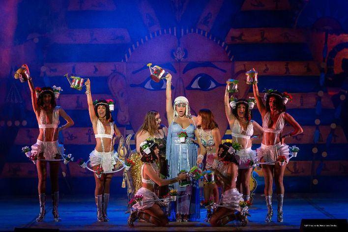 'La corte del faraón' llega en Navidad al Trui Teatre