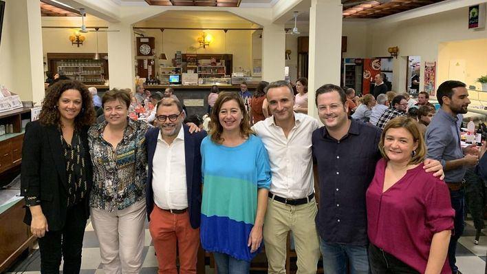 """Pere Joan Pons afirma que los socialistas """"están mejor que nunca"""""""