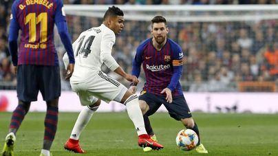 El Barça-Real Madrid aplazado por los disturbios en Cataluña se jugará el 18 de diciembre