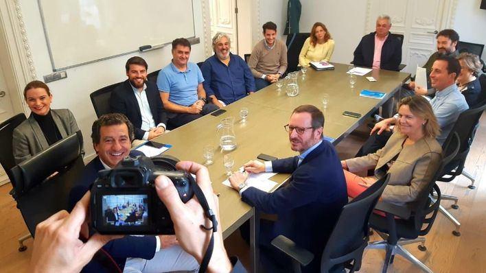 Maroto afirma en Palma que el PP