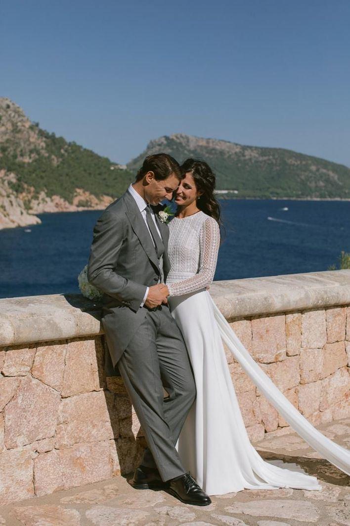 Nadal sobre su boda: 'Disfrutamos mucho y nos divertimos un montón'