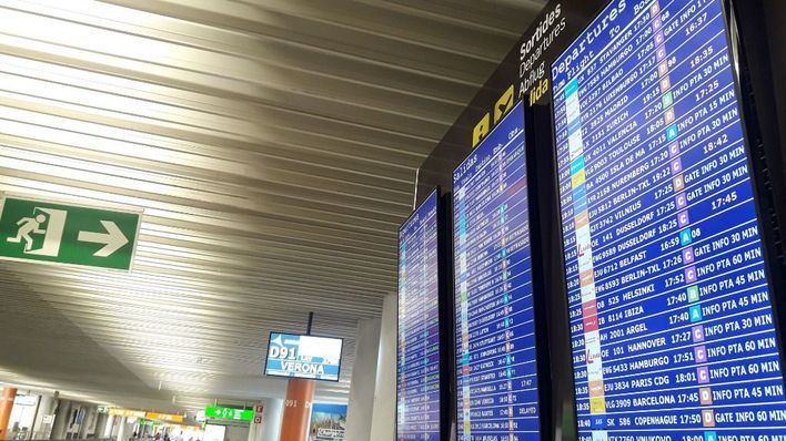 Los aeropuertos de Baleares recibirán 450.354 pasajeros el fin de semana