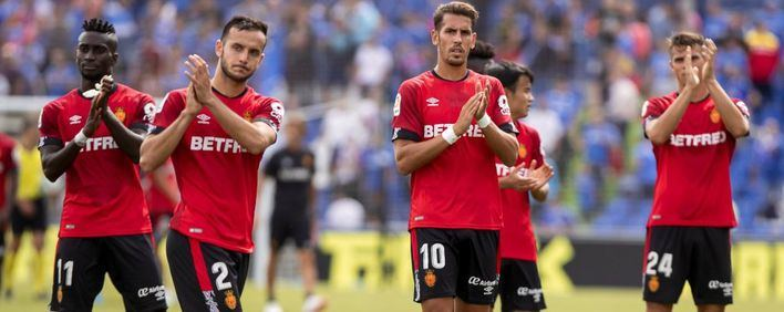 El Mallorca prepara a puerta cerrada el partido ante el Leganés