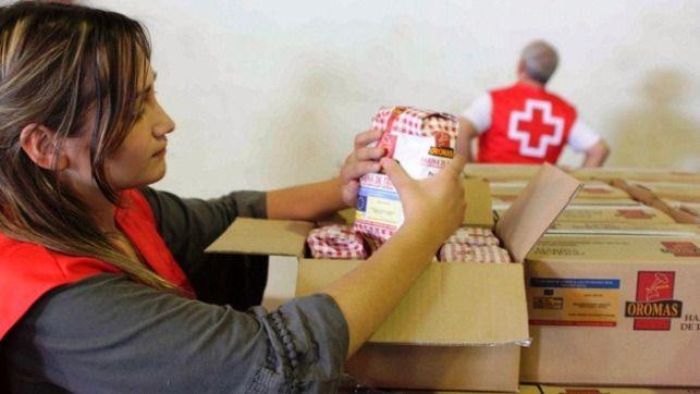 Cruz Roja distribuirá 389 toneladas de alimentos en Baleares