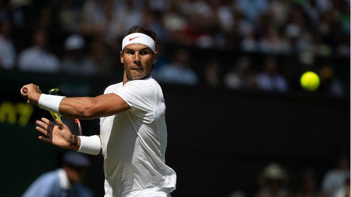 Nadal derrota a Djokovic en un partido benéfico en Kazajistán