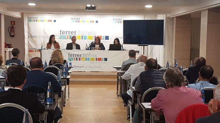 Jaume Horrach reelegido presidente de la Asociación Hotelera de Alcúdia y Can Picafort