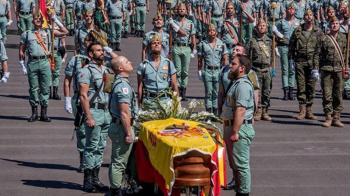 Investigan a ocho militares por la muerte del legionario mallorquín en unas maniobras