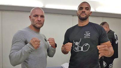 Los mejores luchadores del K1 se citan en la 'Mallorca Fight Night'