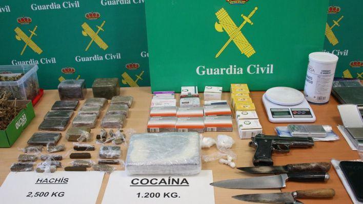 Juzgan a un grupo que introducía drogas en Mallorca mediante un camión de empresa