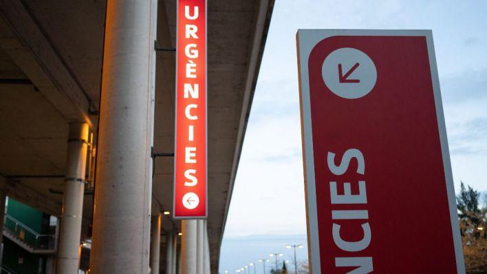 Un motorista en estado grave tras sufrir un accidente en Pollença