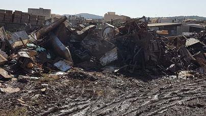 Sant Llorenç modifica su plan urbanístico a consecuencia de la 'torrentada'