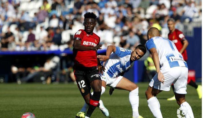 El Mallorca cae ante un Leganés que obtiene su primera victoria en la Liga