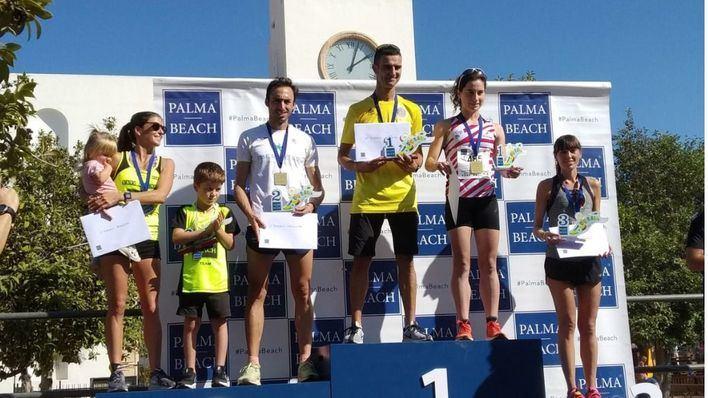 Un total de 700 corredores han competido para alzarse con la IV Running Course Palma Beach