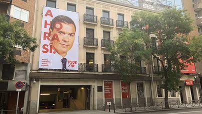'Ahora sí', el eslogan con el que el PSOE quiere movilizar a la izquierda