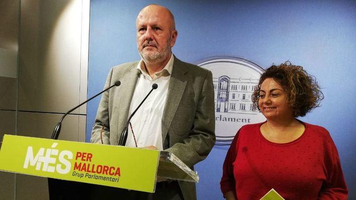 Ensenyat acusa a Carmen Calvo de 'insultar' a los militantes y votantes de Més
